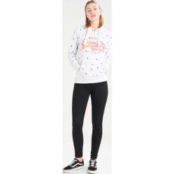 Bluzy damskie: Superdry VINTAGE LOGO ENTRY HOOD Bluza z kapturem ice marl