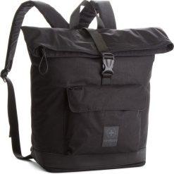 Plecak STRELLSON - Swiss Cross 4010002356 Black 900. Czarne plecaki męskie Strellson, z materiału. W wyprzedaży za 299,00 zł.