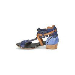 Sandały Airstep / A.S.98  TOFY. Niebieskie sandały damskie Airstep / A.S.98. Za 647,20 zł.