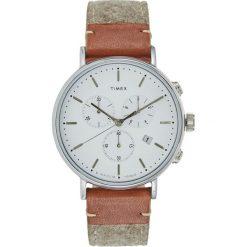 Timex THE FAIRFIELD Zegarek brown. Brązowe, analogowe zegarki damskie Timex. Za 459,00 zł.