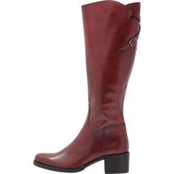 Pinto Di Blu Kozaki rouge. Czerwone buty zimowe damskie Pinto Di Blu, z materiału. Za 719,00 zł.