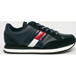 Tommy Jeans - Buty. Czarne buty sportowe damskie marki Tommy Jeans, z jeansu. W wyprzedaży za 349,90 zł.