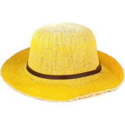 Kapelusz damski Sunny day żółty (cz14117). Żółte kapelusze damskie Art of Polo. Za 32,73 zł.