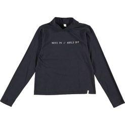 Bluzki dziewczęce: Koszulka w kolorze czarnym