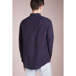 Koszule męskie na spinki: Emporio Armani Koszula blue navy