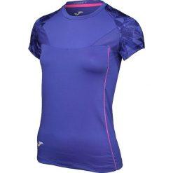 Bluzki sportowe damskie: Joma sport Koszulka damska Venus fioletowa r. M (900089.718)