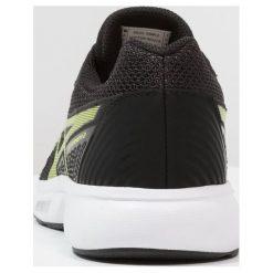 Buty sportowe chłopięce: ASICS STORMER Obuwie treningowe black/neon lime/white