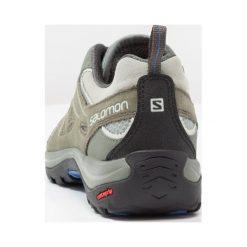 Salomon ELLIPSE 2 Obuwie hikingowe shadow/beluga/amparo blue. Szare buty trekkingowe damskie Salomon, z gumy, outdoorowe. W wyprzedaży za 311,35 zł.