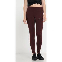 Nike Performance POWER EPIC LUX Legginsy burgundy crush/silver. Czarne legginsy marki Nike Performance, l, z materiału, outdoorowe. Za 349,00 zł.