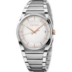 ZEGAREK CALVIN KLEIN Step K6K31B46. Szare zegarki męskie marki Calvin Klein, szklane. Za 1169,00 zł.
