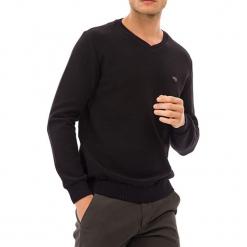 Sweter w kolorze czarnym. Czarne swetry klasyczne męskie GALVANNI, m. W wyprzedaży za 159,95 zł.