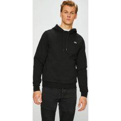 Lacoste - Bluza. Szare bluzy męskie rozpinane marki Lacoste, z bawełny. Za 469,90 zł.