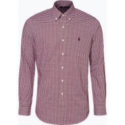 Polo Ralph Lauren - Koszula męska, czerwony. Czerwone koszule męskie w kratę marki Polo Ralph Lauren, l, polo. Za 349,95 zł.