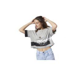 T-shirty damskie: T-shirty z krótkim rękawem Reebok Classic  Koszulka  Cropped