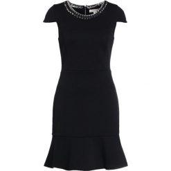 Sukienki hiszpanki: MICHAEL Michael Kors CHAIN Sukienka koktajlowa black