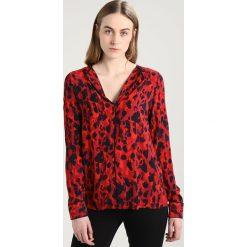 Bluzki asymetryczne: Vero Moda Tall VMSAVANNAH BLOUSE  Bluzka light red