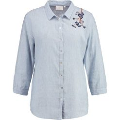 Koszule wiązane damskie: Kaffe BITTEN Koszula kentucky blue