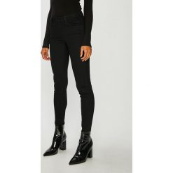 Guess Jeans - Spodnie Anette. Szare boyfriendy damskie Guess Jeans. Za 459,90 zł.
