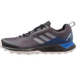 Adidas Performance TERREX CMTK GTX Obuwie hikingowe grey five/grey one/blue beauty. Szare buty sportowe męskie adidas Performance, z materiału, outdoorowe. Za 499,00 zł.