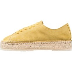 Tomsy damskie: Shabbies Amsterdam Espadryle yellow
