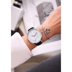 Biżuteria i zegarki: Czarny Zegarek Orbit