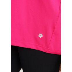 Topy sportowe damskie: Raiski KAMI R+  Tshirt basic pink energy