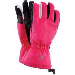 Rękawiczki damskie: Rękawiczki narciarskie w kolorze fuksji