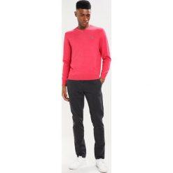 Swetry klasyczne męskie: Lacoste Sweter medium red