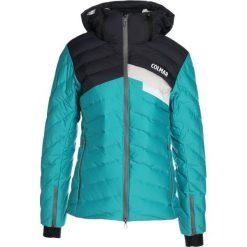 Kurtki sportowe damskie: Colmar SCI DONNA FREESKI Kurtka narciarska mineral green/blue