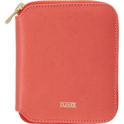 Portfele damskie: CLOSED WALLET Portfel strawberry pink