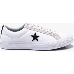 Converse - Tenisówki. Szare tenisówki męskie marki Converse, z gumy, na sznurówki. W wyprzedaży za 239,90 zł.