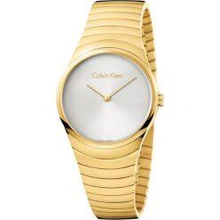 ZEGAREK CALVIN KLEIN K8A23546. Szare zegarki damskie Calvin Klein, szklane. Za 1449,00 zł.