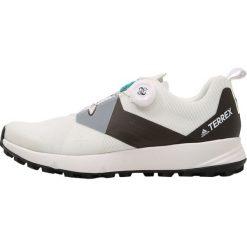 Buty damskie: adidas Performance TERREX TWO BOA  Obuwie do biegania Szlak white/clear/black