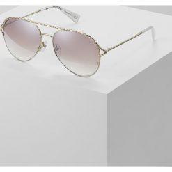 Marc Jacobs Okulary przeciwsłoneczne goldcoloured. Żółte okulary przeciwsłoneczne damskie aviatory Marc Jacobs. W wyprzedaży za 671,20 zł.