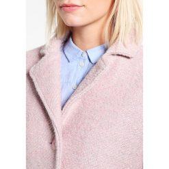 Płaszcze damskie pastelowe: Bomboogie Płaszcz wełniany /Płaszcz klasyczny rose