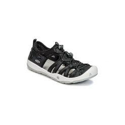 Sandały sportowe Dziecko  Keen  MOXIE SANDAL. Czarne buty sportowe chłopięce Keen. Za 167,30 zł.