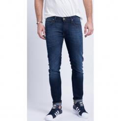 Lee - Jeansy Luke Slim Tapered. Niebieskie jeansy męskie regular Lee. W wyprzedaży za 219,90 zł.