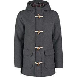 Pier One Krótki płaszcz dark grey. Niebieskie płaszcze wełniane męskie marki Pier One. Za 379,00 zł.