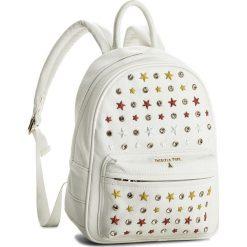 Plecaki damskie: Plecak PATRIZIA PEPE – 2V7768/A3CR-XS09 Stars White