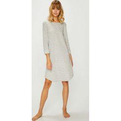 Lauren Ralph Lauren - Koszula nocna. Szare koszule nocne i halki Lauren Ralph Lauren, z bawełny. Za 299,90 zł.