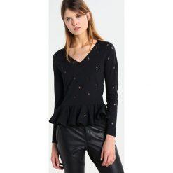 Bluzki asymetryczne: Stine Goya STACY Bluzka z długim rękawem black