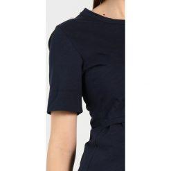 T-shirty damskie: Boob SUKI Tshirt z nadrukiem midnight blue