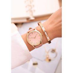 Różowy Zegarek Day-to-day. Czerwone zegarki damskie other. Za 29,99 zł.