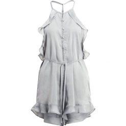 Piżamy damskie: YAS YASEMERSON PLAYSUIT Piżama shadow