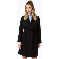 Płaszcze damskie: Comma – Płaszcz damski, czarny