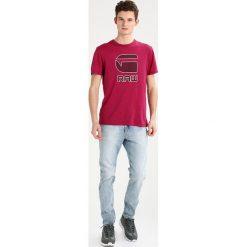 GStar 3301 SLIM Jeansy Slim Fit elto superstretch. Niebieskie jeansy męskie relaxed fit marki G-Star. W wyprzedaży za 375,20 zł.
