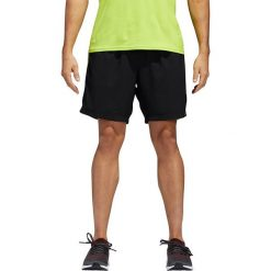 Spodenki sportowe męskie: Adidas Spodenki męskie Response Short czarne r. S (CW3309)