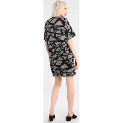Sukienki: Noisy May NMMAGIC LONG Bluzka black