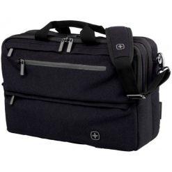 """Wenger Windbridge - 15,6"""" Torba Na Laptopa, Czarna. Czarne torby na laptopa Wenger. Za 319,00 zł."""