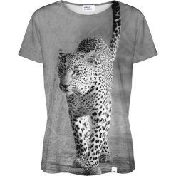 Colour Pleasure Koszulka damska CP-030 131 szara r. XS/S. Fioletowe bluzki damskie marki Colour pleasure, uniwersalny. Za 70,35 zł.